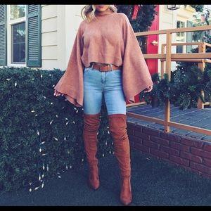 Sweaters - Blush sweater